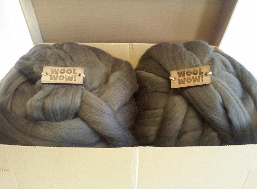 Giant Knitting Wool. 1 LB   450 gr   72 colors   19 mic. Super Chunky ... 7c7dc4ec2