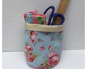 Cath Kidston Rosalie fabric storage baskets