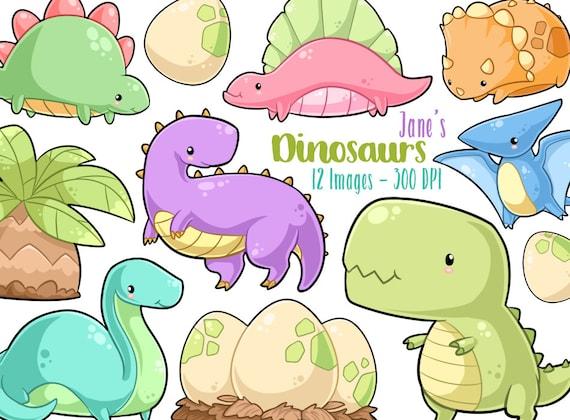 Kawaii Dinosaurios Clipart Dinosaurios Lindo Descargar Etsy Cuando pensamos en la era de los dinosaurios sabemos que fue hace mucho tiempo atrás, pero… ¿en qué época vivieron los dinosaurios? kawaii dinosaurios clipart dinosaurios lindo descargar descarga instantanea brontosaurus triceratops trex stegosaurus