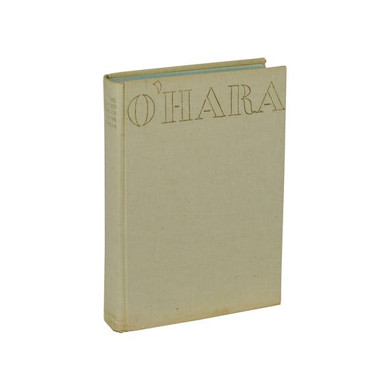 The Collected Poems Of Frank Ohara First Edition 1971 1st State Dust Jacket New York School Of Poetry Larry Rivers