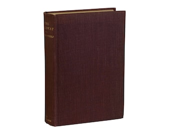Mrs. Dalloway by VIRGINIA WOOLF ~ First Edition 1st Printing 1925 Hogarth Press