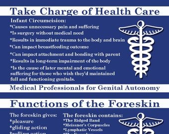 Take Charge of Health Intact Info Cards