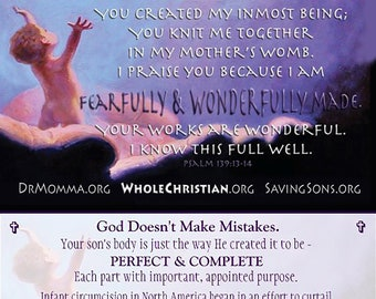 Christianity Intact Info Cards