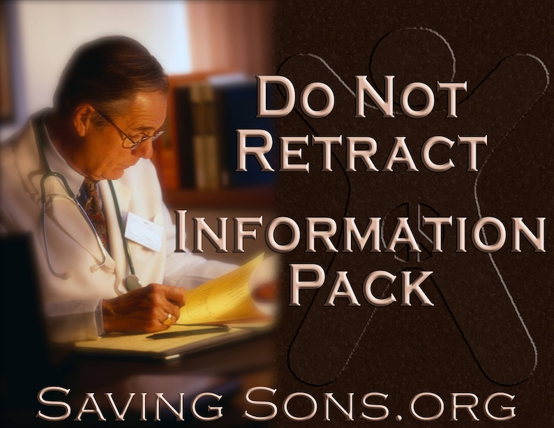 Physician Do Not Retract & Prevention Intact Care Pack image 0