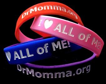 I LOVE ALL of Me! Child Size Positivity Bracelet