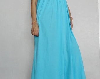 772beb2215e SALE Women Maxi Spaghetti Long Dress
