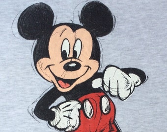 MICKEY MOUSE Vintage Shirt