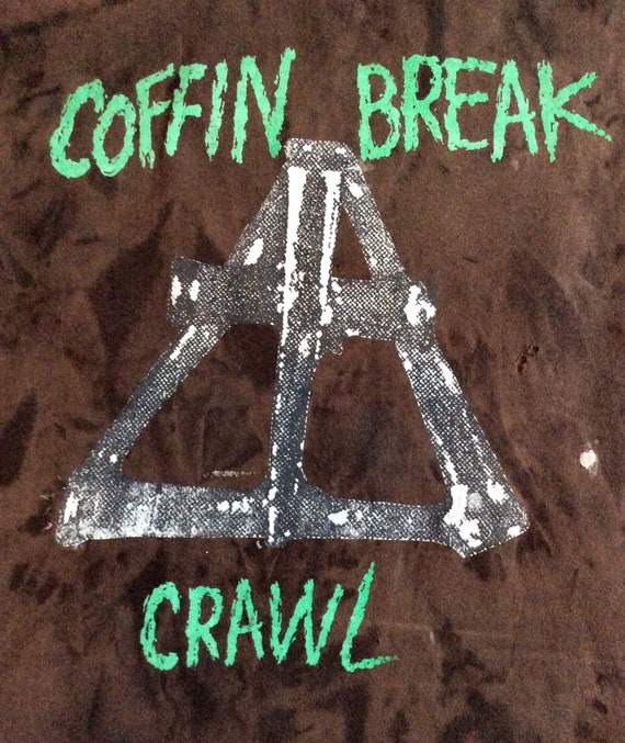 1991 COFFIN BREAK TOUR Vintage Shirt