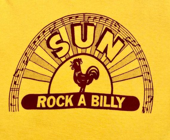 1975 SUN RECORDS PROMO Vintage Shirt