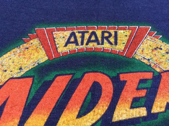 U LOST the ARK A INDlANA 1982 S Vintage in Made RAlDERS Shirt JONES of RZwzXq1C