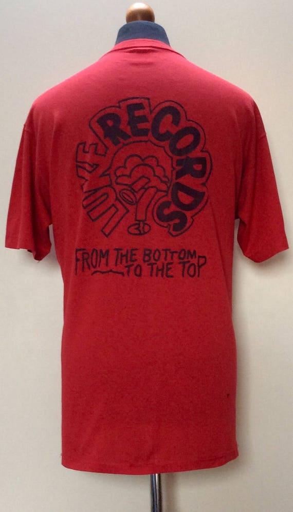 in CREW Records A THE LIVE 1987 2 Luke U S Vintage Shirt Made wq8A4tZ