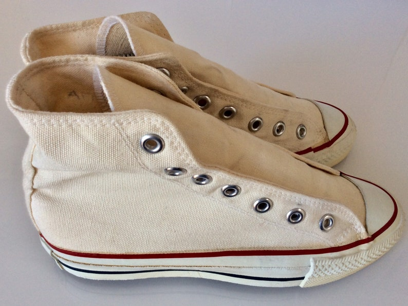 Made in U.S.A. CONVERSE Chuck Taylor Vintage Sneakers