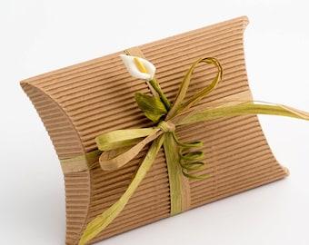 10 Corrugated Kraft Envelope Boxes
