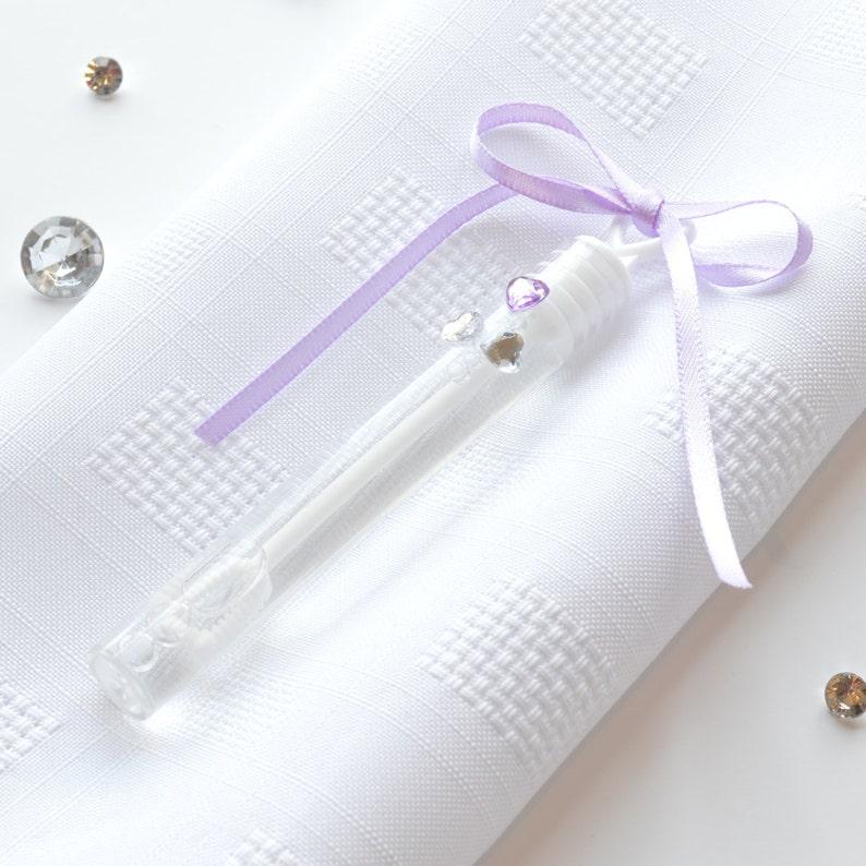 96/boda varita tubo de coraz/ón burbujas favores mesa decoraci/ón accesorios de fiesta