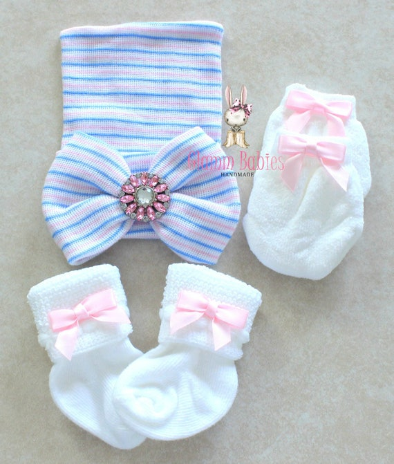 3-6 Baby Girl Satin /& Flower Bow Ballet Shoes White or Pink 0-3 6-12 Month