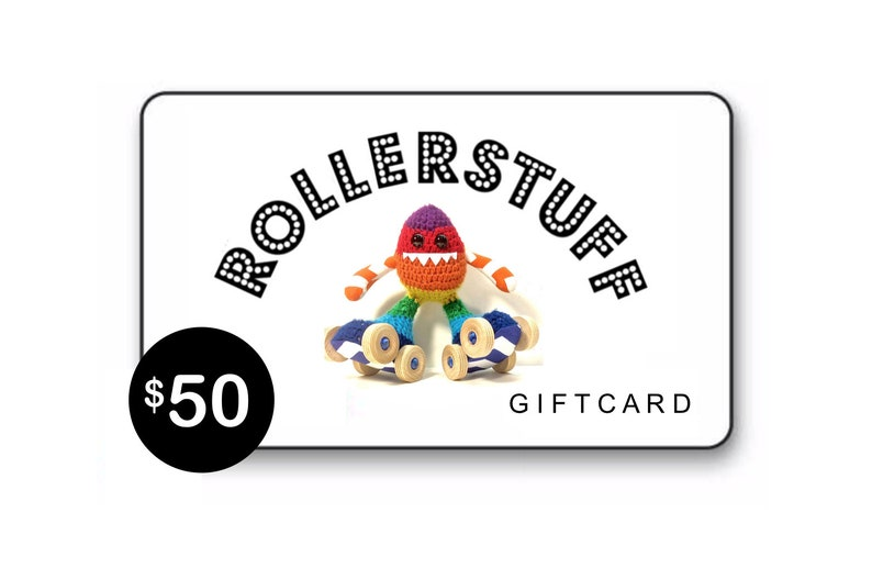 50.00 ROLLERSTUFF GIFT CARD
