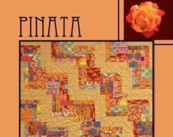 Piñata Quilt Pattern by Villa Rosa Designs
