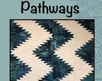 Pathways Quilt Pattern from Villa Rosa Designs