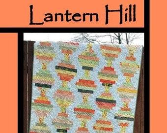 Lantern Hill Quilt Pattern from Villa Rosa Designs