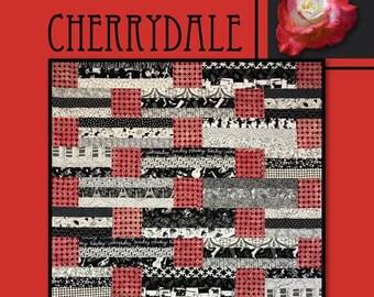 Cherrydale Quilt Pattern by Villa Rosa Designs