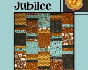 Jubilee Quilt Pattern by Villa Roa Designs