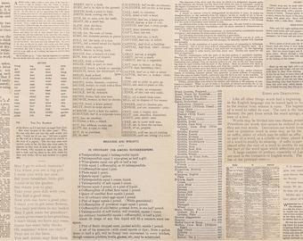 Flea Market Moxie - Parchment - 7366 11D - Moda - Fabric - Sold by the Half Yard