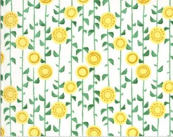 Solana - Stalks - Cream - 48683 11 - Moda - Fabric - Sold by the Half Yard & Fat Quarter