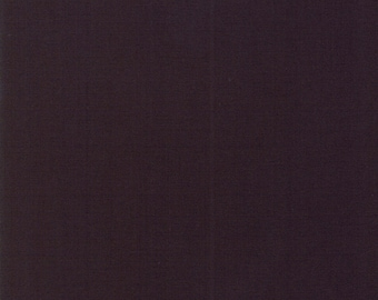 Charcoal - Bella Solids - 9900 284 - Moda - Fabric - Sold by the Half Yard