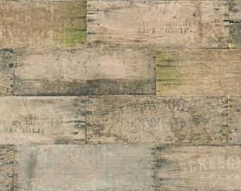Flea Market Moxie - Gray - 7365 12D - Moda - Fabric - Sold by the Half Yard