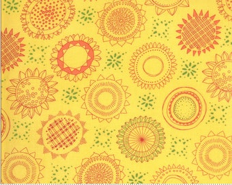 Solana - Varietals - Buttercup - 48682 13 - Moda - Fabric - BTY, HY & FQ