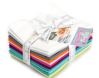 12 Designer Select Bella Bundle - Zen Chic - 12 pc. Fat Quarter Bundle - 9900ABZC - Moda - Fabric