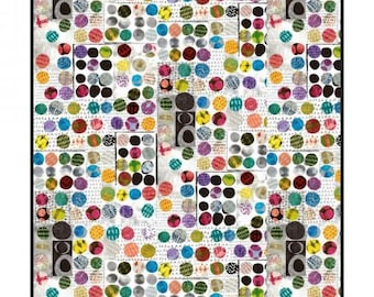 Wabi Sabi - Color Theory - 52258D-X - Windham - Fabric - Sold by the Half Yard
