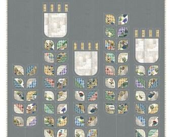 Scandi Dandy Project Sheet featuring Flea Market Fresh - PS7370 - Moda - Pattern