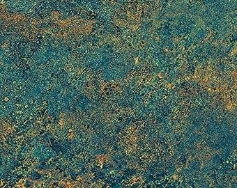 Oxidized Copper - 39301 69 - Stonehenge Gradations - Northcott - Fabric - BTY, HY & FQ