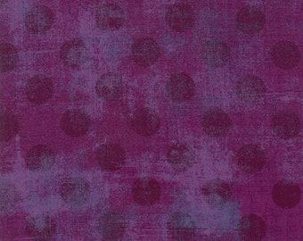Grunge - Hits The Spot - Plum - 30149 53 - Moda - Fabric - Sold by the Half Yard
