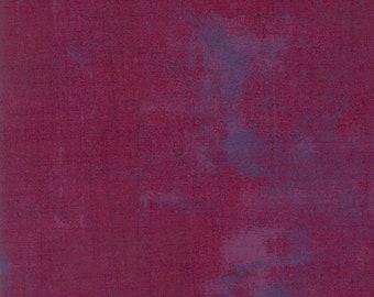 Grunge - Boysenberry - 30150-335 -  Moda - Fabric - Sold by the Half Yard
