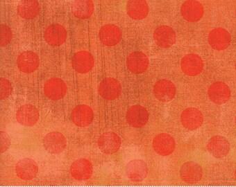 Grunge - Hits The Spot - New Papaya - 30149 41 - Moda - Fabric - Sold by the Half Yard