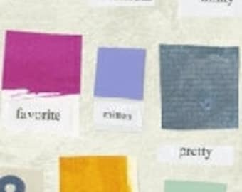 Swatch - Color Theory - 39698AD-1 - Windham - Fabric - Sold by the Half Yard