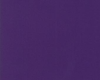 Purple - Bella Solids - 9900 21 - Moda - Fabric - BTY