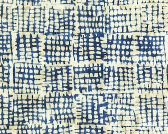 Vintage - Here:There - 9044Q-1 - Windham - Batik Fabric - Sold by the Half Yard