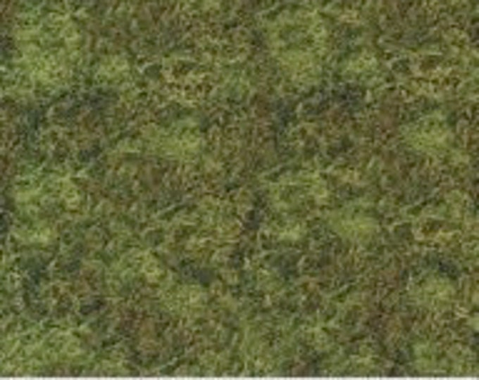 Outdoorsy - 7388 18 - Forest Moss - Moda - Fabric - Sold by the Half Yard