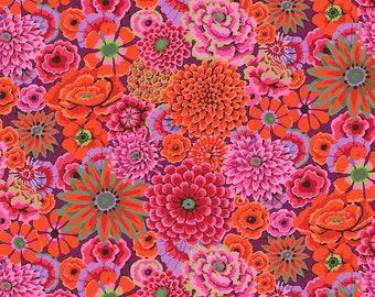 Kaffe Fassett - August 2020 - Enchanted - Rust - PWGP172.RUST - Fabric - Sold by the Half Yard