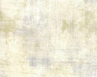 Grunge Metallic - Creme - 30150 270M - Moda - Fabric - Sold by the Half Yard