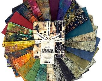 Tim Holtz - Abandoned II -  25 pc. Fat Quarter Bundle - FB2FQTH.ABANDONED2 - Fabric
