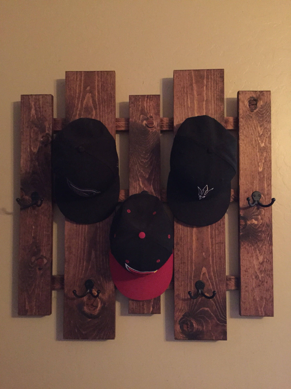 Hat Rack Coat Rack Purse Rack Entry Way Decor Home Etsy