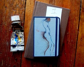 Nude woman notebook