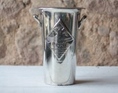 Silver Plated Art Deco Alsace Wine Cooler, Art Deco Barware