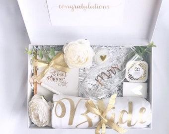 Bridal Shower Gift Basket Etsy