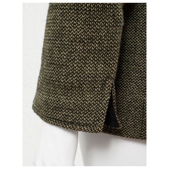 Fabulous vintage 90s Valentino Miss V tweed jacket