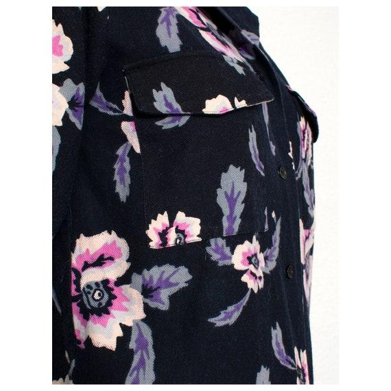 Rare vintage 1970s floral pattern KENZO Jungle JA… - image 4
